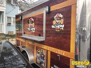 2017 -  7' x 14' Street Food Mobile Kitchen Concession Trailer for Sale in Delaware!!!