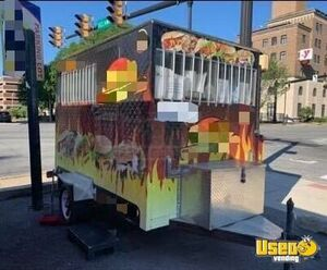 2018 6' x 10' Mutli-Functional Food Concession Trailer in Excellent Condition for Sale in Delaware!