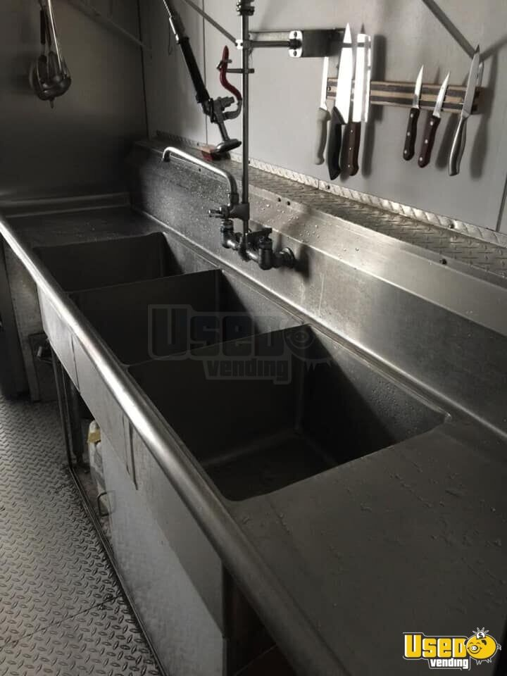 Kitchen Food Trailer Flatgrill Colorado for Sale - 10