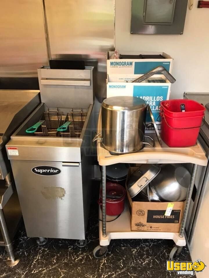 Kitchen Food Trailer Flatgrill West Virginia for Sale - 9