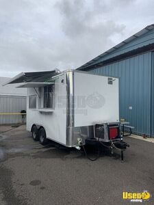 2019 - 8.5' x 14' Diamond Cargo Commercial Kitchen Food Concession Trailer for Sale in Florida!