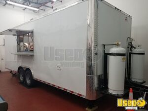 8.5' x 24' Mobile Kitchen Food Concession Trailer for Sale in Florida!!!