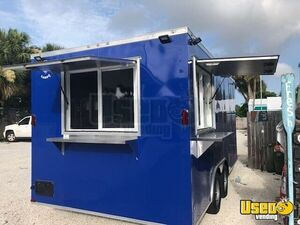 2020 8.5' x 16' Diamond Cargo Loaded Food Concession Trailer for Sale in Florida- Never Used!