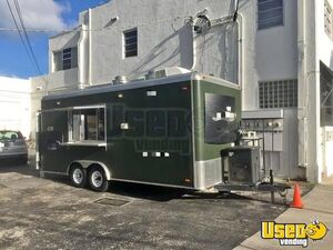 Well-Equipped 2014 Mobile Kitchen / Loaded Food Concession Trailer for Sale in Florida!!