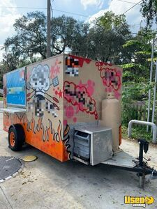 Clean 2014 Mobile Kitchen Food Concession Trailer w/ Pro Fire Suppression for Sale in Florida!