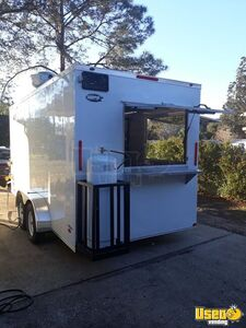 Newly Built 2020 Freedom 7' x 16' Food Concession Trailer w/ Commercial Kitchen for Sale in Florida!