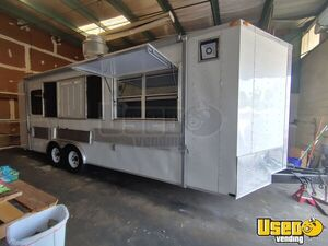 Fully-Loaded Used 2013 Lark 8.5' x 24' Kitchen Food Trailer for Sale in Florida!