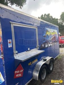 Turnkey Fully Licensed and Loaded 2019 - 8' x 16' Kitchen and Catering Food Trailer for Sale in Florida!