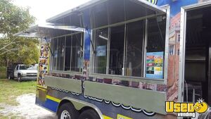 2014 - 7' x 20' Food Concession Trailer for Sale in Florida!!!