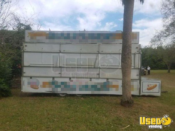 8' x 24' Food Concession Trailer for Sale in Florida!!!