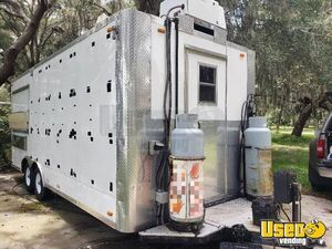 2012 8.5' x 20' Loaded Mobile Kitchen / Used Food Concession Trailer for Sale in Florida!!!