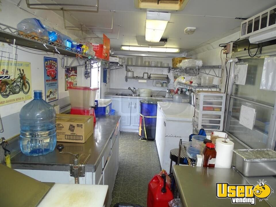 Kitchen Food Trailer Generator North Carolina for Sale - 6