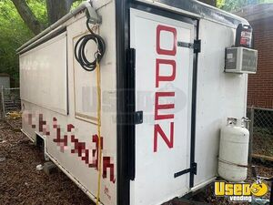 Used 2002 Cargo Craft Food Concession Trailer In Excellent Working Condition for Sale in Georgia!