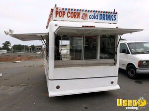 Used 8' x 14' Waymatic Vintage Carnival Food Concession Trailer in Georgia, Well Maintained!