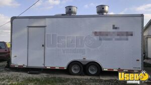 2007 - 8.5' x 22' Mobile Kitchen Food Concession Trailer for Sale in Illinois!!!