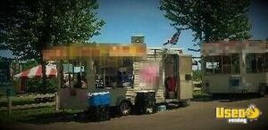 8.5' x 16' Food Concession Trailer for Sale in Indiana!!!