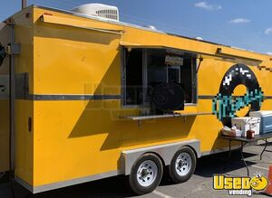 Gorgeous 2018 8' x 20' Food Concession Trailer w/ Pro Fire Suppression System for Sale in Kentucky!
