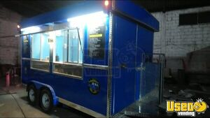 Brand New 2020 - 7' x 14' Food Concession Trailer / Commercial Mobile Kitchen for Sale in Maryland!