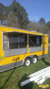 2009 - 8' x 24' Food Service Vending Mobile Kitchen Concession Trailer for Sale in Maryland!!!