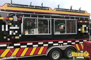 Amazing 8' x 16' TURNKEY 2019 Catering Concession Trailer for Sale in Missouri- LOADED!