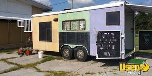 8' x 20' Used Turnkey 1996 CM Trailer Mobile Kitchen for Sale in Missouri!