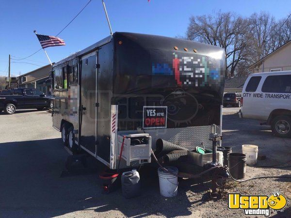 8' x 16' Food Concession Trailer for Sale in Missouri!!!