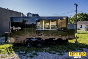 Made to Order 2020 7' x 16' New Kitchen Food Concession Trailer for Sale in Missouri!