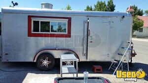 Ready to Serve Mobile Kitchen Street Food Concession Trailer for Sale in Nevada!!!