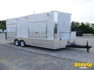 2005 Wells Cargo 8' x 16' Food Concession Trailer / Fully Loaded Mobile Kitchen for Sale in Nevada!