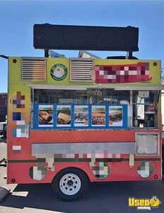 2014 - 10' Food Concession Trailer for Sale in Nevada!!!