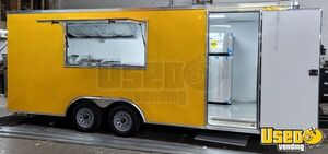BRAND NEW 2021 8' x 20' Diamond Cargo Kitchen Food Concession Trailer for Sale in New Jersey!