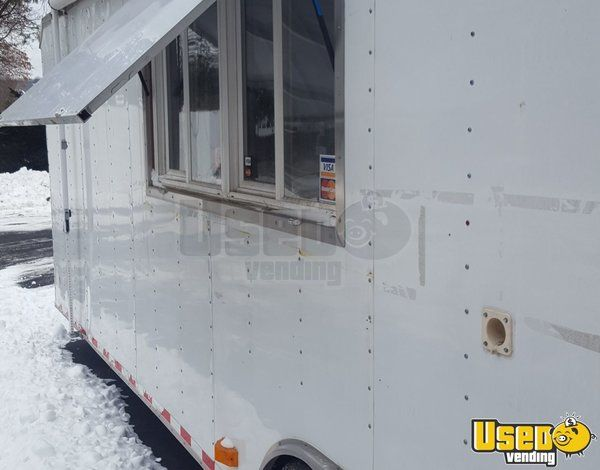 2007 Dual Axle Concession Trailer for Sale in New Jersey!!!