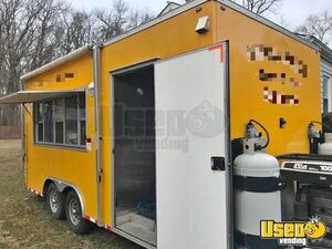 2017 - 18' Food Concession Trailer for Sale in New Jersey!!!
