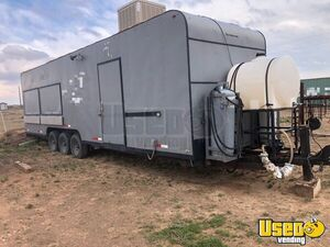 2005 - 32' Mobile Kitchen Food Concession Trailer for Sale in New Mexico!!!