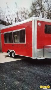 Fully Loaded 2019 8.5' x 18' Kitchen Food Trailer in for Sale in New York, Super Clean!