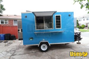 2016 - 7' x 12' Food Concession Trailer for Sale in New York!!!