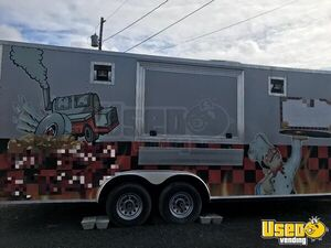 2017 - 8.5' x 20' Food Concession Kitchen Trailer w/ a 2019 Kitchen for Sale in New York!