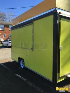 2000 7.5' x 12' Food Concession Trailer / Used Mobile Kitchen for Sale in North Carolina!!!