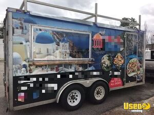 6' x 17' Food Concession Trailer for Sale in North Carolina!!!