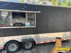 2010 - 7' x 24' Haulmark Mobile Kitchen Food Concession Trailer for Sale in North Carolina!