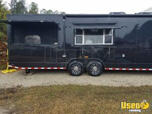 Permitted 2018 Mobile Kitchen BBQ Concession Trailer w/ Bathroom for Sale in North Carolina!