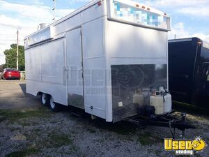 8' x 20' Very Neat Food Concession Trailer with Commercial Kitchen for Sale in Ohio!!