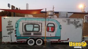 2014 - 8' x 28' Homesteader Champion Mobile Kitchen Food Concession Trailer for Sale in Oklahoma!!!