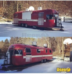 Vintage Airstream Mobile Kitchen Food Concession Trailer for Sale in Ontario!!!