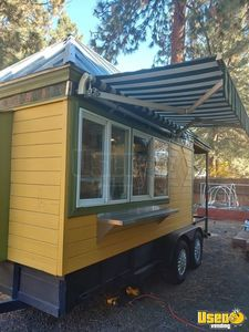 Unique & Cozy 2006 8' x 16' ASMBL Food Concession Trailer w/ Porch for Sale in Oregon! -Works Great!