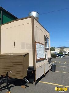 Very Clean & Well-Kept Food Concession Trailer with Pro Fire Suppression System for Sale in Oregon!