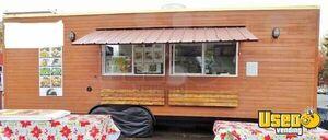 2015 - 8' x 24' Food Concession Trailer Kitchen Trailer for Sale in Oregon!!!