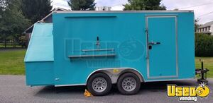 2017 - 16' Food Concession Trailer for Sale in Pennsylvania!!!