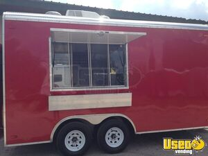 2014 - 8' x 16' Fully Loaded Mobile Kitchen Food Concession Trailer for Sale in Pennsylvania!!