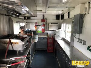 Kitchen Food Trailer Pro Fire Suppression System Pennsylvania for Sale